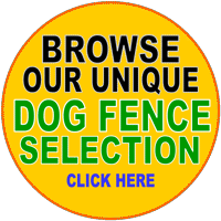 Shop for Your Dog Fence