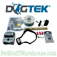 DogTek Dog Fence Systems