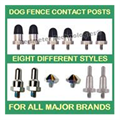 Dog Fence Collar Probes