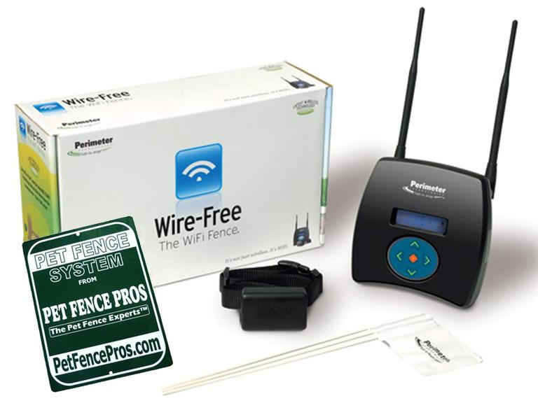 Perimeter Technologies Instant Wireless Dog Fence Wifi 802.15