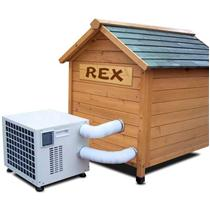 Dog Houses, Heating & Cooling