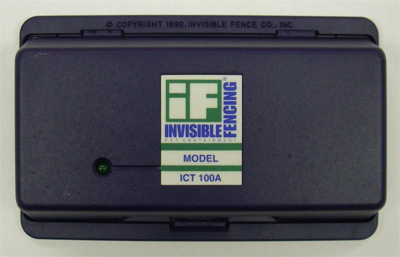 Invisible Fence Ict 50 Dog Fence Transmitter Prev Owned