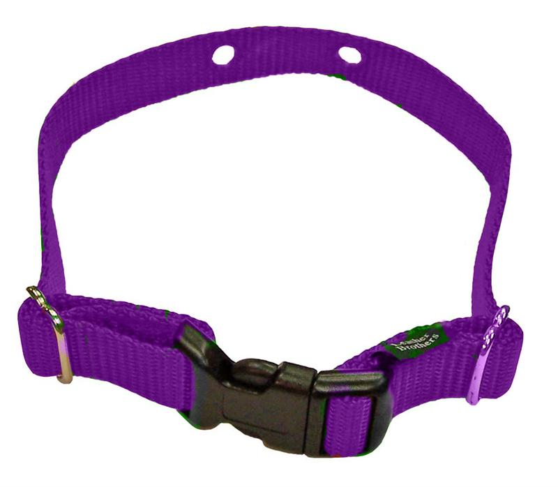 Nylon Dog Collars For Invisible Fence