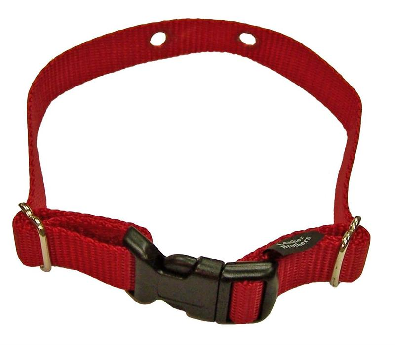 Nylon Replacement Collar For Invisible Fence Brand Dog