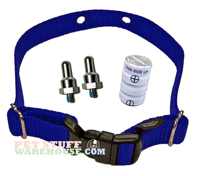 Dog Fence Collar Refreshment Kit For Contain A Pet Fence