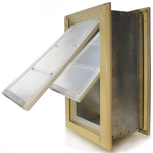 Patio Pacific 04pp10 2 Endura Flap 10 Quot X 18 Quot Dual Flap Pet