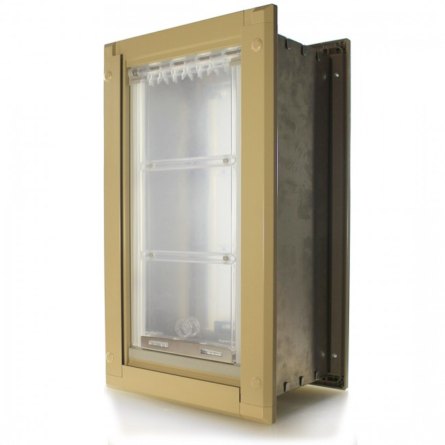 Patio Pacific 04pp10 1 Endura Flap 10 X 19 Single Flap Pet Door