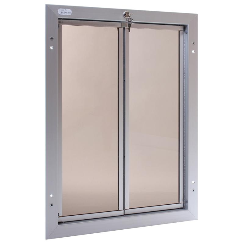 Extra Large Plexidor Performance Pet Door Door Unit
