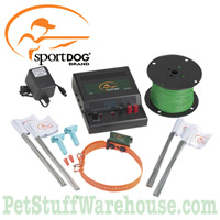 SportDOG Electric Dog Fence Systems